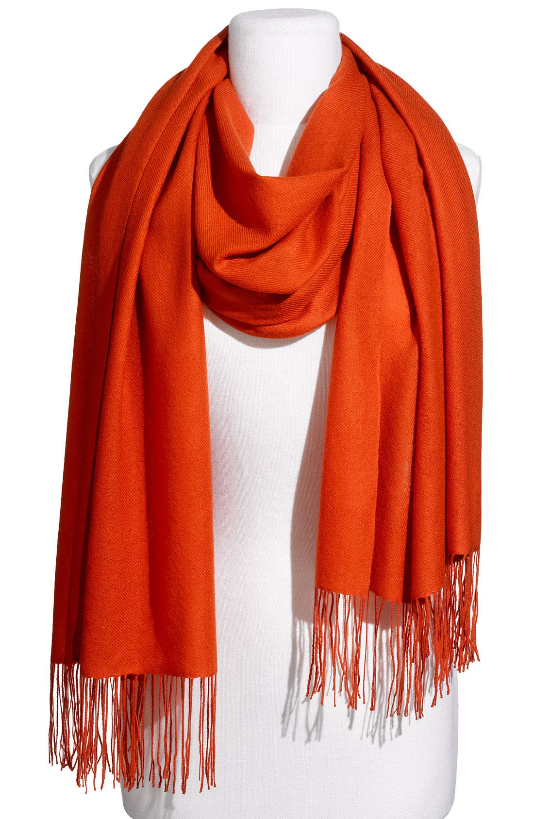 ,                             Tissue Weight Wool & Cashmere Wrap,                             Main thumbnail 164, color,                             602