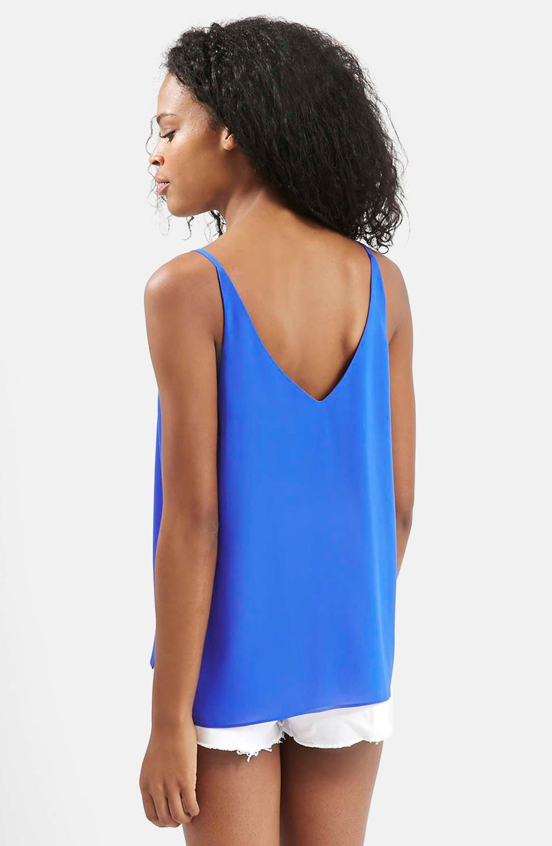 ,                             Strappy V-Neck Camisole,                             Alternate thumbnail 26, color,                             430
