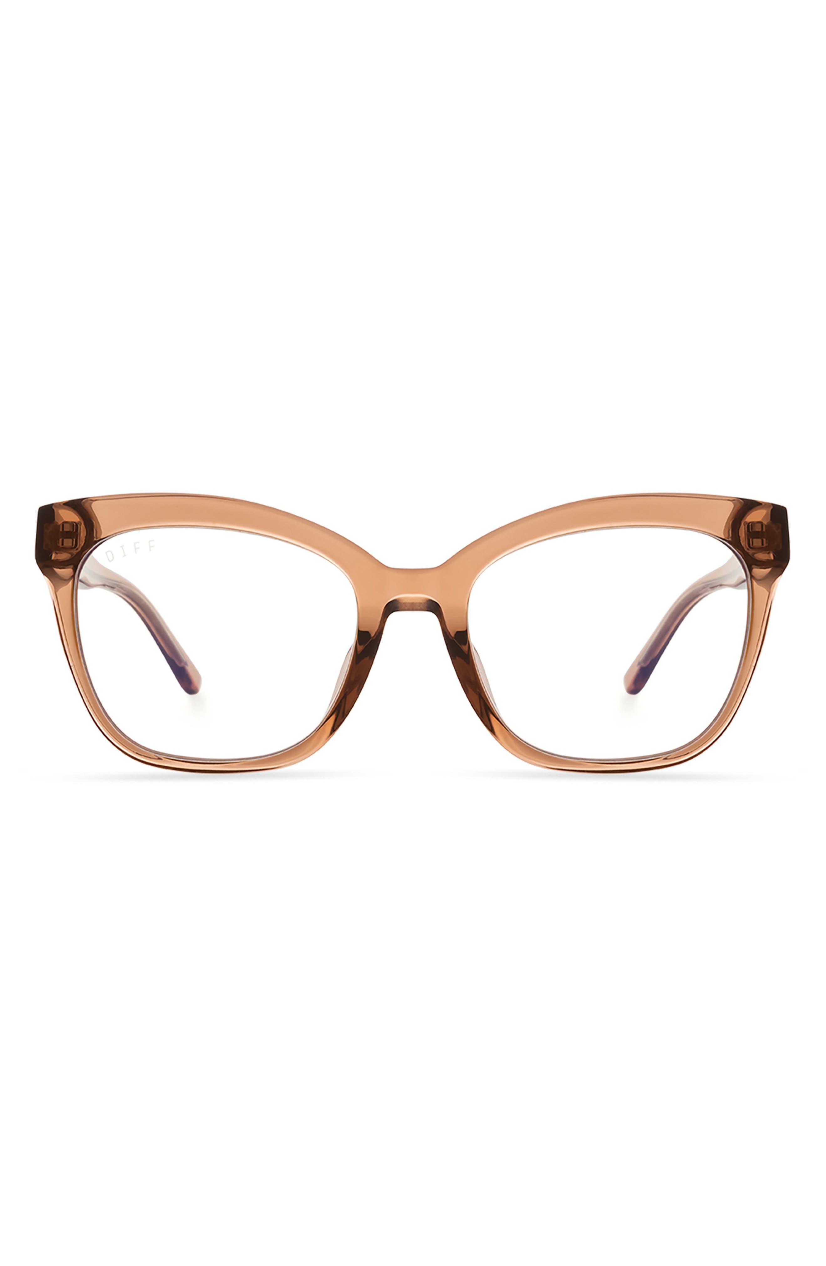 Winston 50mm Cat Eye Optical Glasses