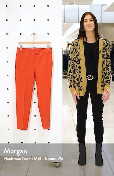 Frankie Stretch Cotton Pants, sales video thumbnail