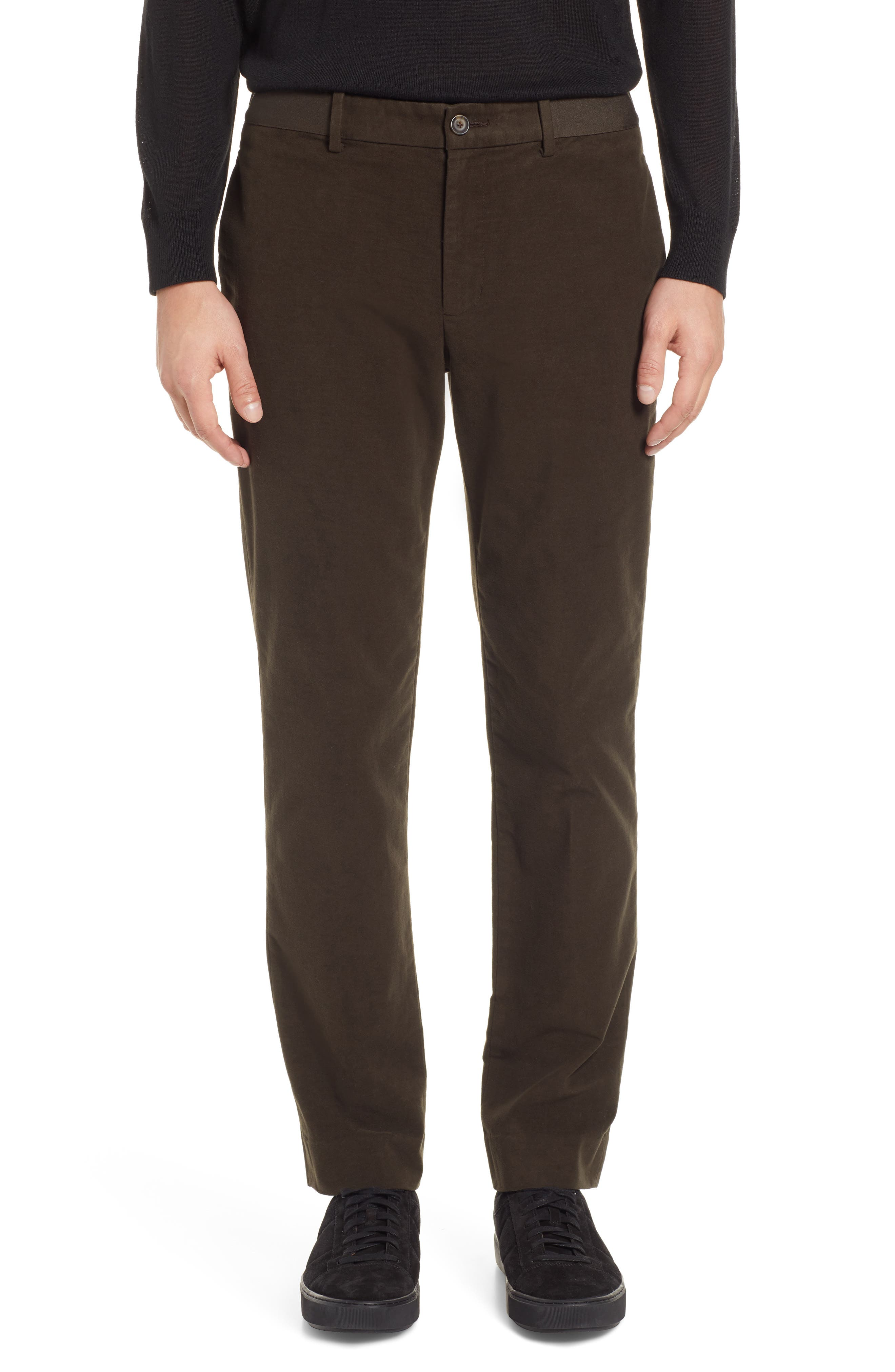 Image of Vince Slater Slim Fit Chinos