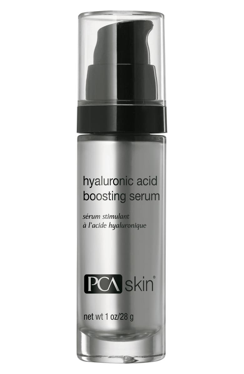 PCA SKIN Hyaluronic Acid Boosting Serum, Main, color, NO COLOR