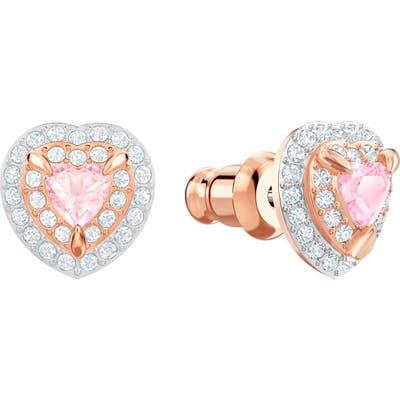Swarovski One Crystal Stud Earrings