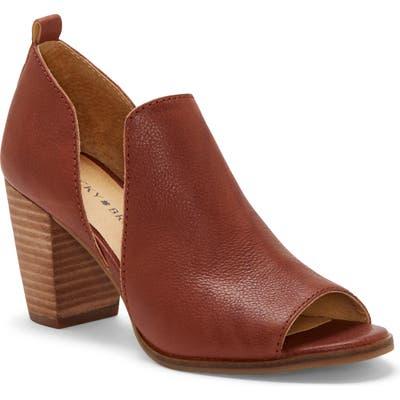 Lucky Brand Junai Sandal, Brown