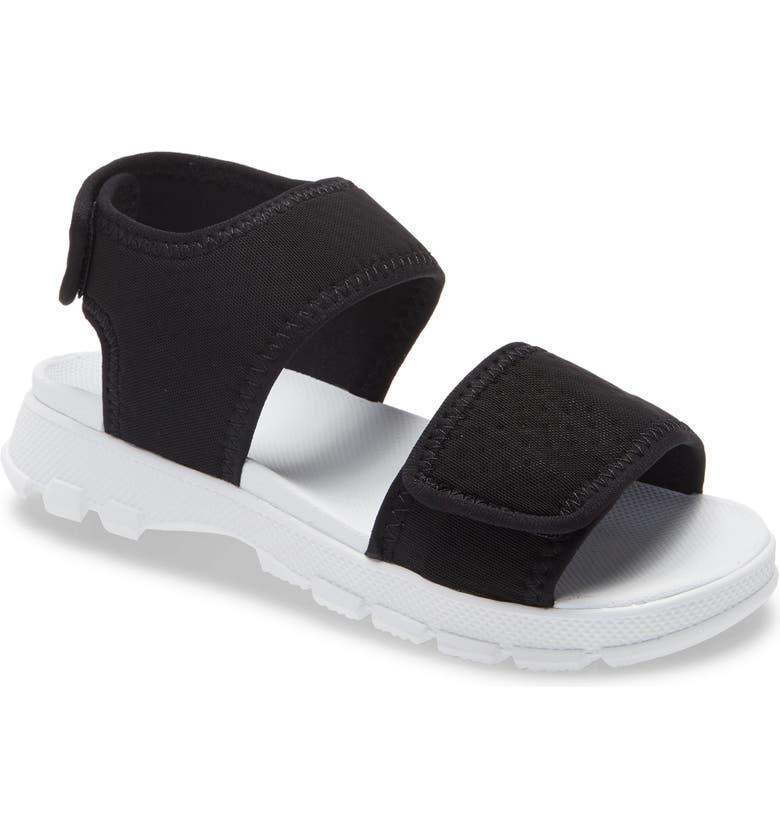 HUNTER Original Sandal, Main, color, 001