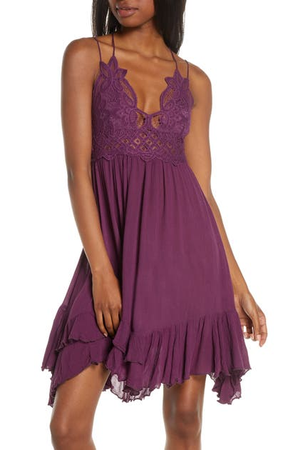 Free People Tops INTIMATELY FP ADELLA FRILLED CHEMISE