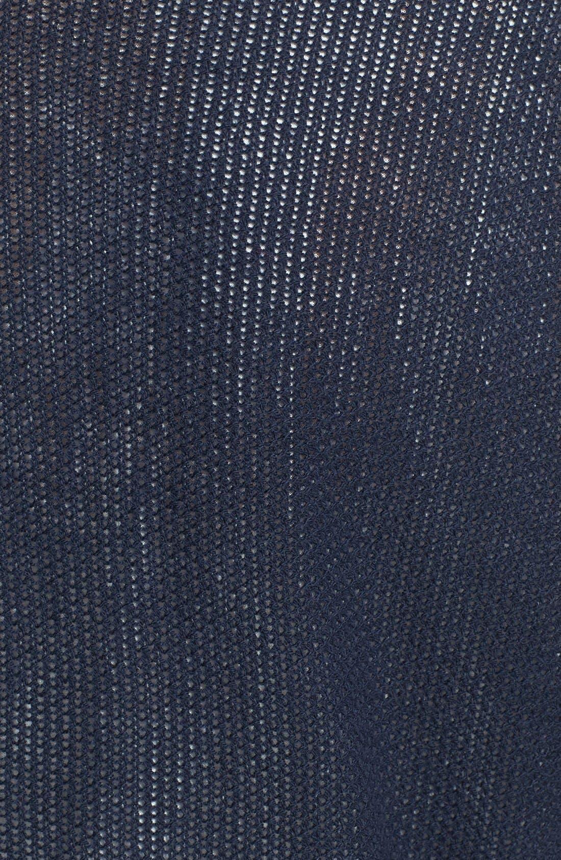 ,                             Open Knit Cardigan,                             Alternate thumbnail 9, color,                             410