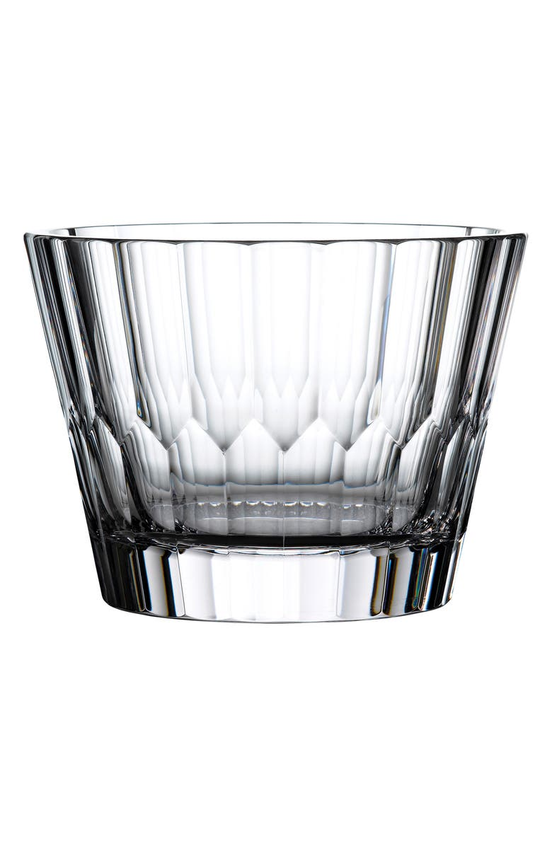 WATERFORD Jeff Leatham Icon Lead Crystal Bowl, Main, color, CLEAR
