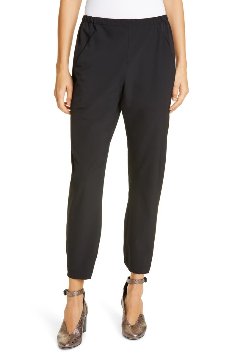ZERO + MARIA CORNEJO Gabi Trousers, Main, color, 001