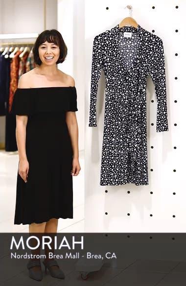 Gabrielle Wrap Dress, sales video thumbnail