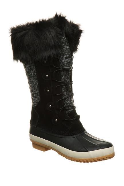 Image of BEARPAW Rory Faux Fur Waterproof Boot