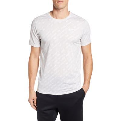 Nike Dry Brand Mark Running T-Shirt