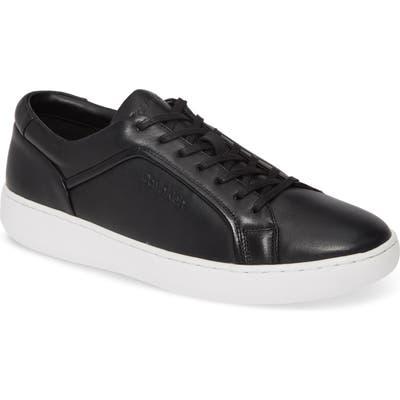 Calvin Klein Fasano Sneaker, Black