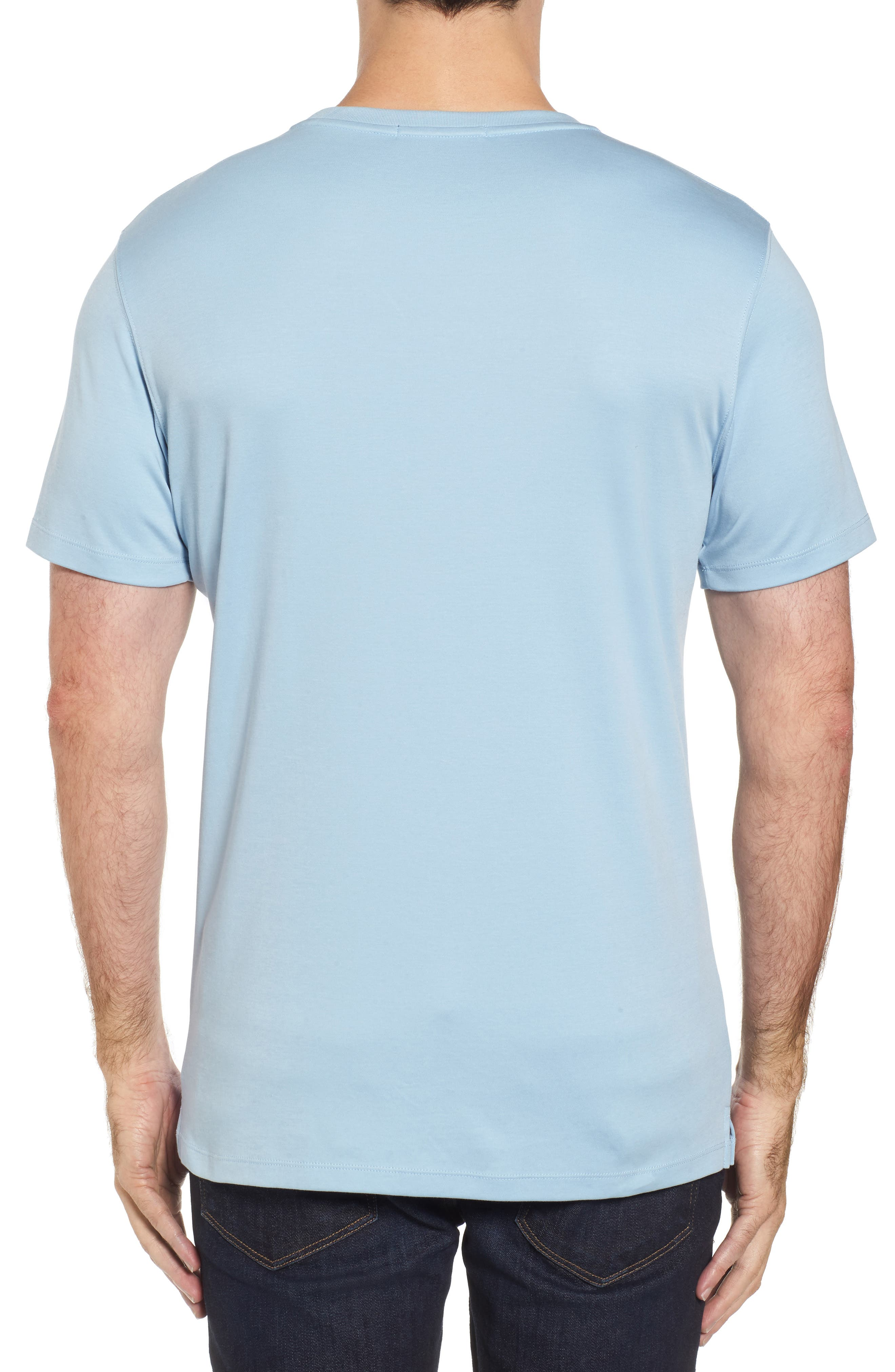 ,                             Georgia Crewneck T-Shirt,                             Alternate thumbnail 305, color,                             454