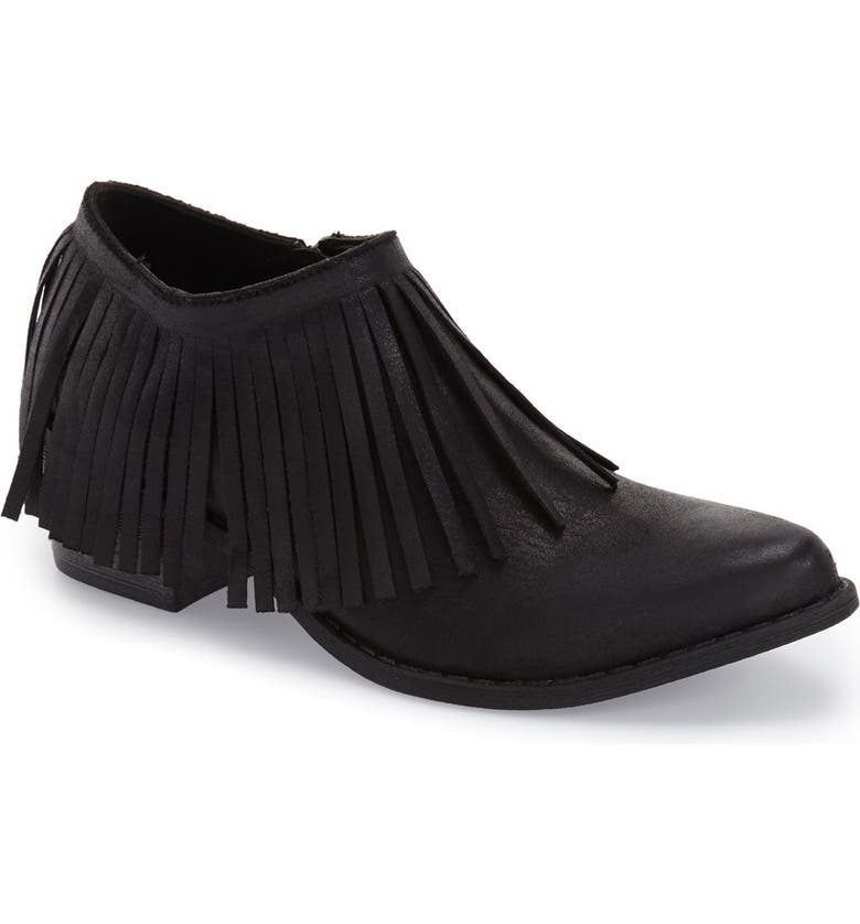 COCONUTS BY MATISSE 'Bayou' Fringe Bootie, Main, color, 006