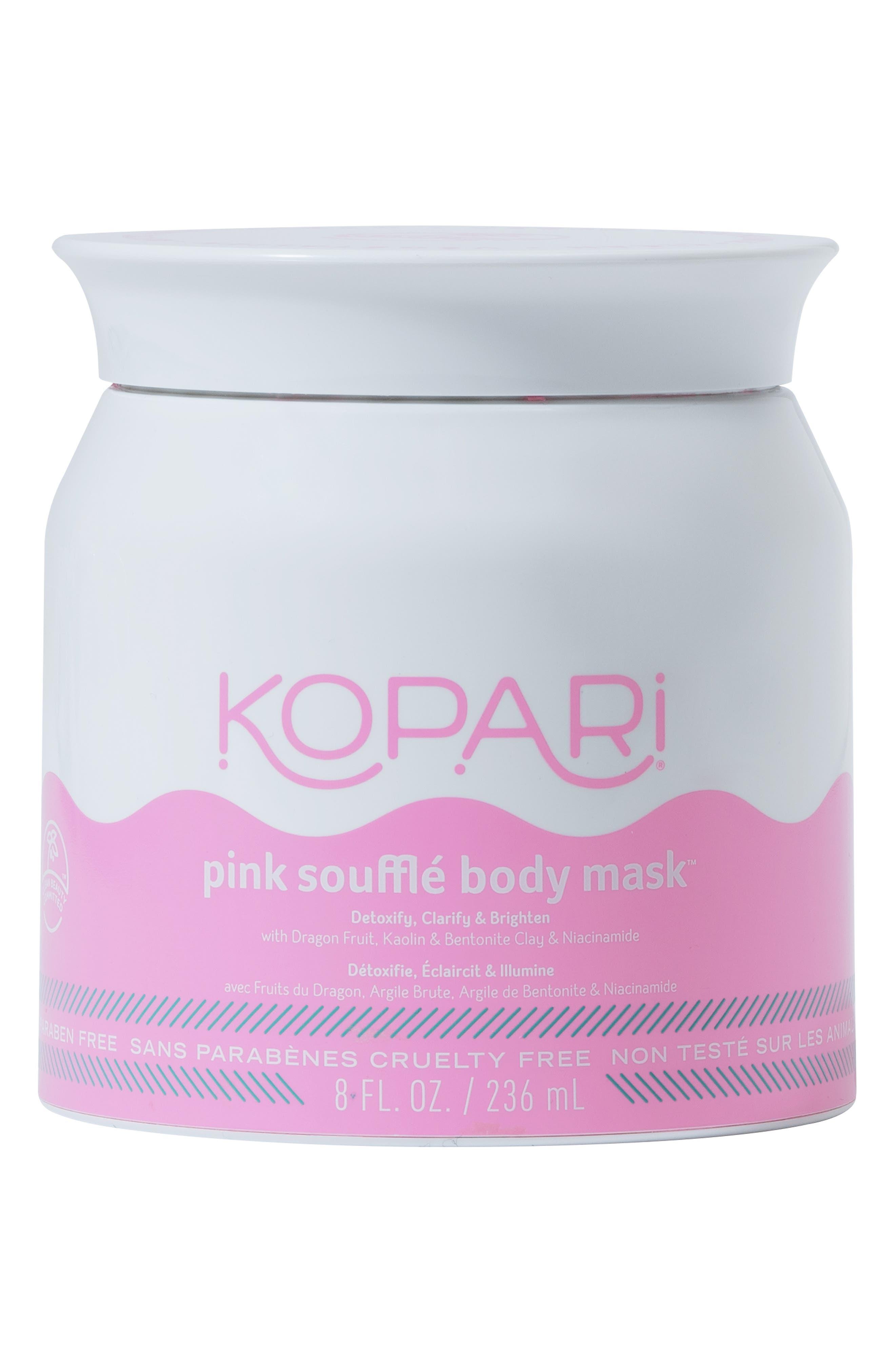 Pink Souffle Body Mask