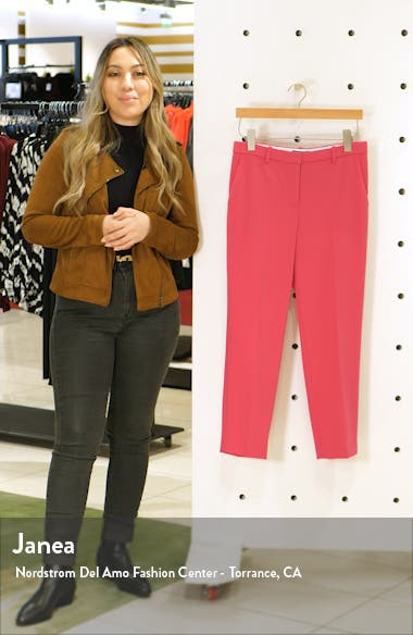 Tailored Ankle Trousers, sales video thumbnail