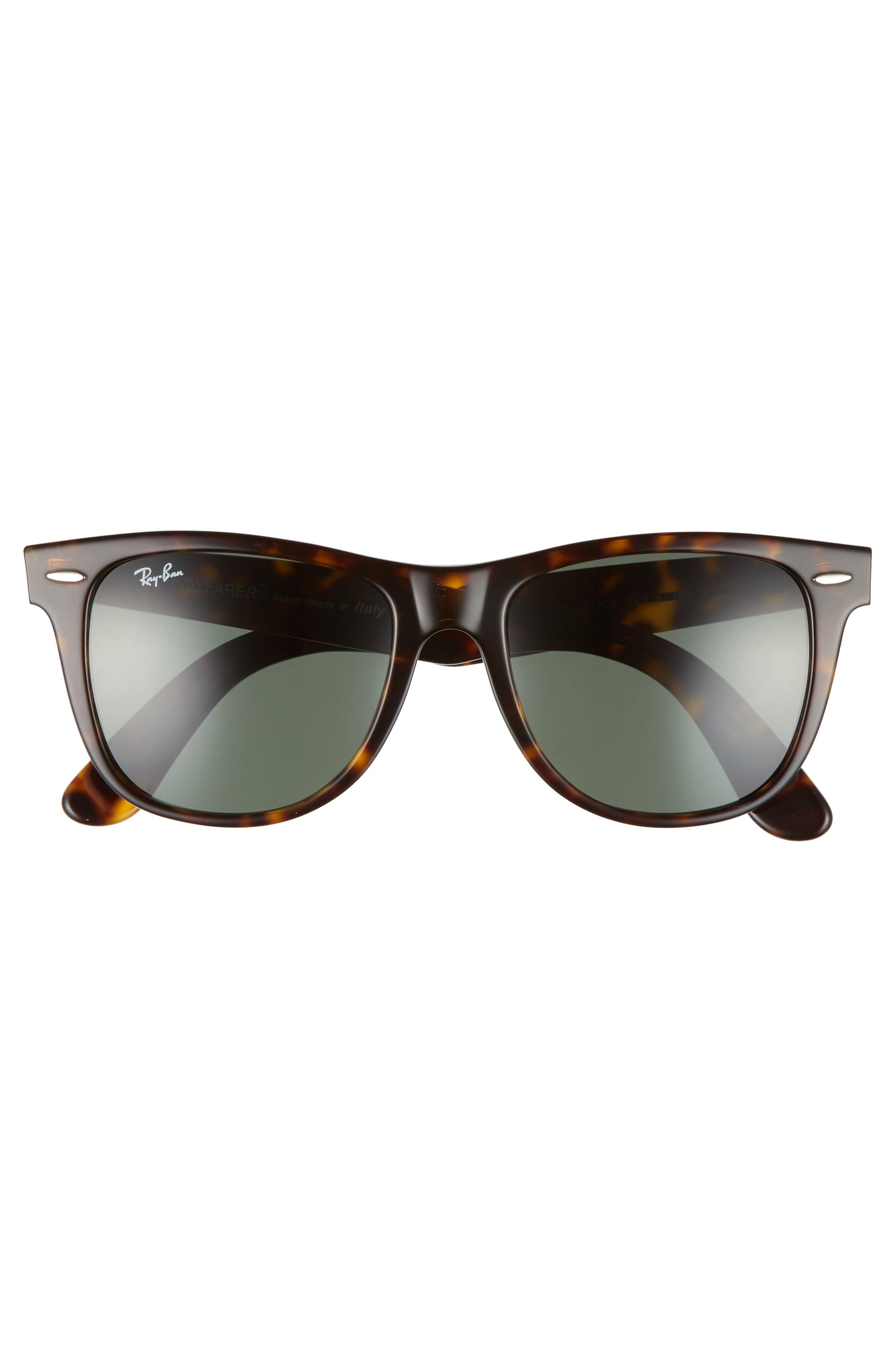 ,                             Large Classic Wayfarer 54mm Sunglasses,                             Alternate thumbnail 6, color,                             200