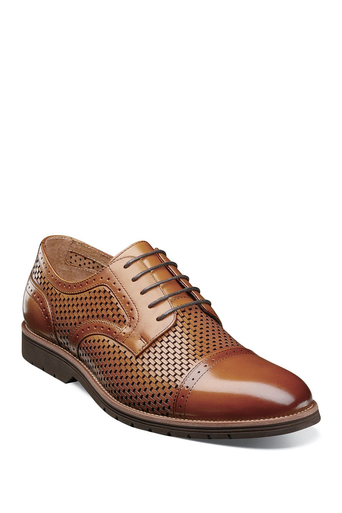 Image of Stacy Adams Ellery Cap Toe Oxford