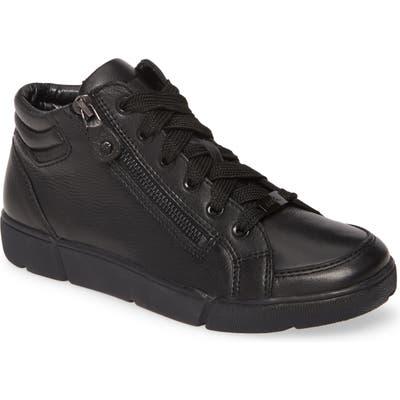 Ara Raja Sneaker- Black
