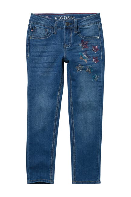 Image of Vigoss A Star Is Born Ankle Jeans