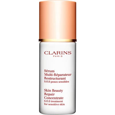 Clarins Skin Beauty Repair Concentrate Serum S.o.s Treatment For Sensitive Skin oz