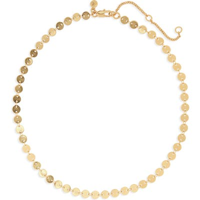 Madewell Disc Chain Necklace
