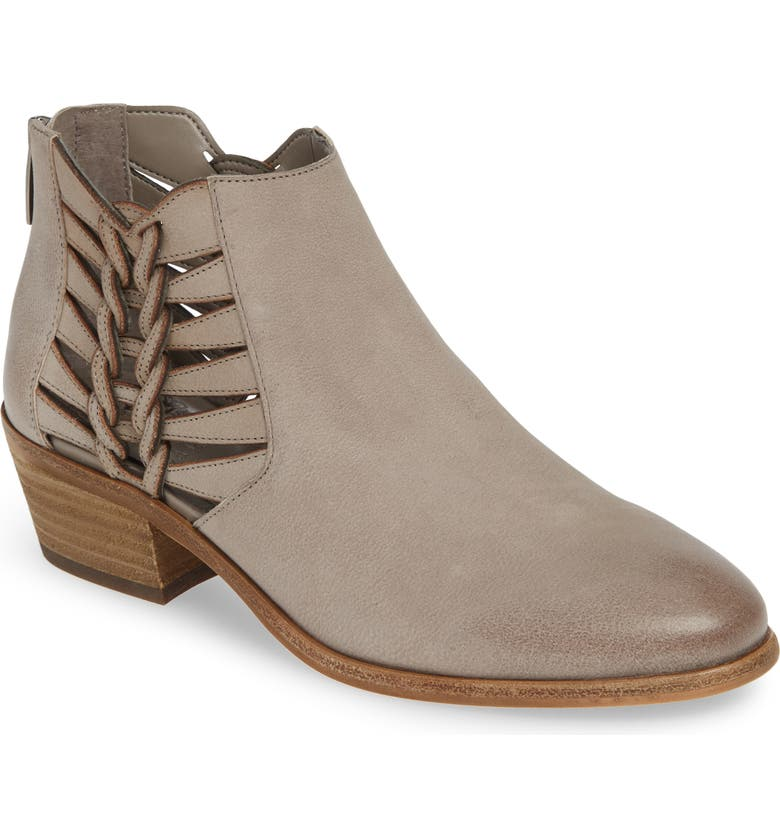 VINCE CAMUTO Prestetta Bootie, Main, color, ELEPHANT LEATHER