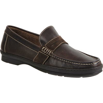 Sandro Moscoloni Reid Penny Loafer, Brown