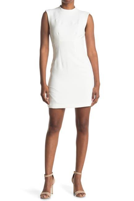 Image of VERONICA BEARD Turner Sleeveless Mini Dress