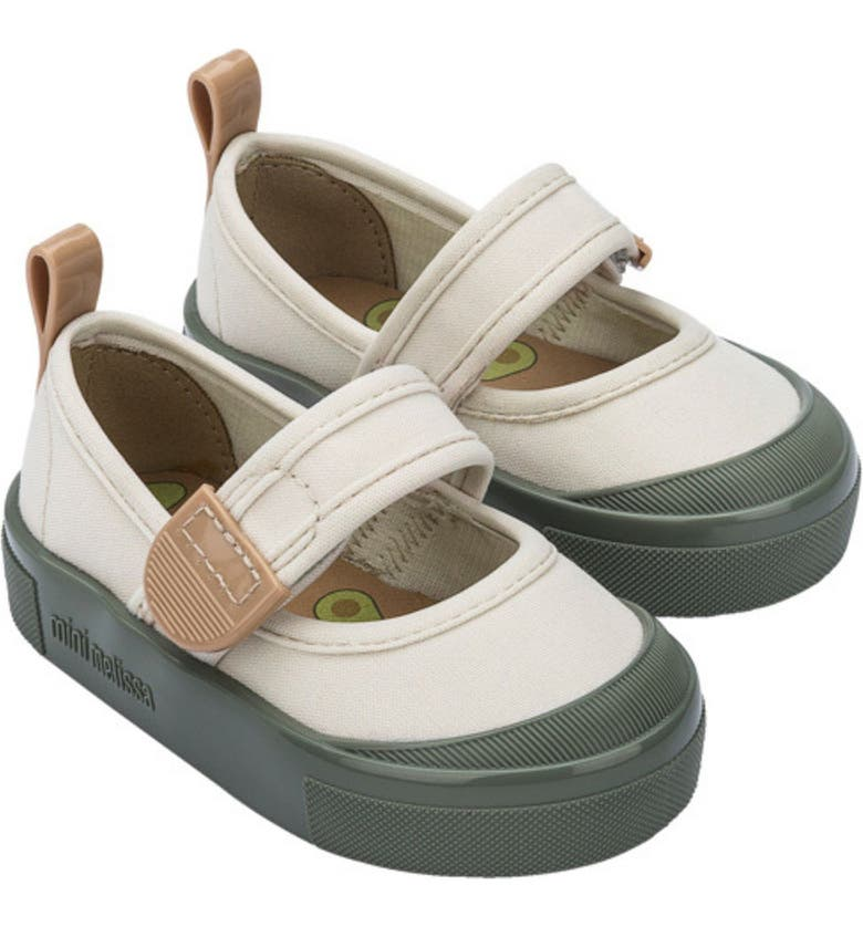 MINI MELISSA Fruitland Mary Jane Sneaker, Main, color, GREEN