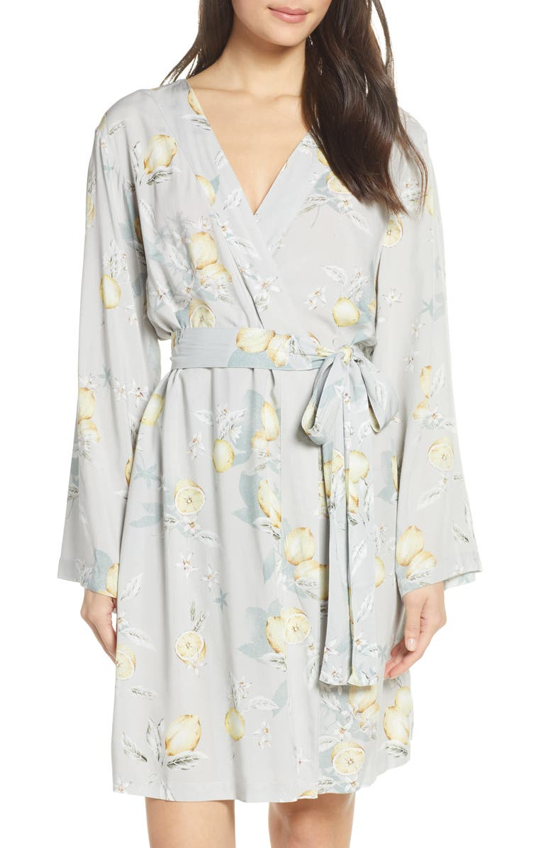 PLUM PRETTY SUGAR Short Robe, Main, color, 020