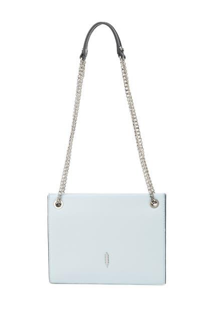 Image of THACKER Ali Leather Crossbody Bag
