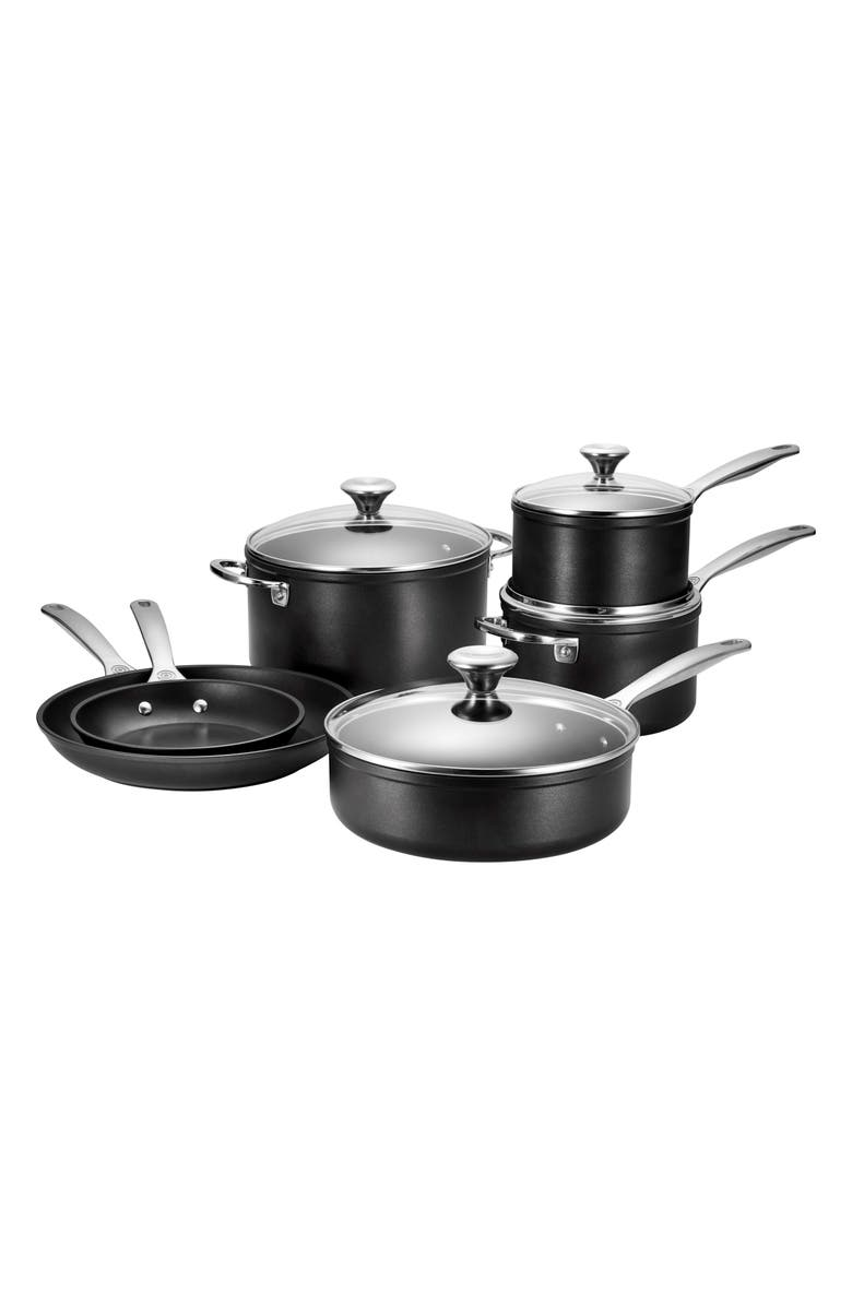 LE CREUSET Nonstick Collection, Main, color, TOUGHENED NONSTICK