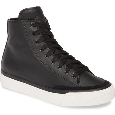 Rag & Bone Army High Top Sneaker - Black