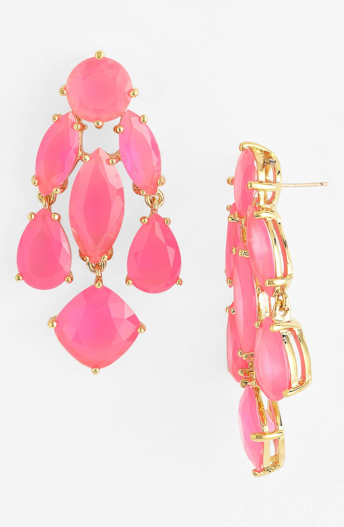 ,                             statement chandelier earrings,                             Main thumbnail 12, color,                             670