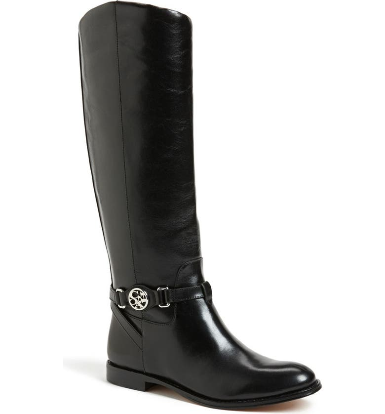 COACH 'Mysie' Boot, Main, color, 001