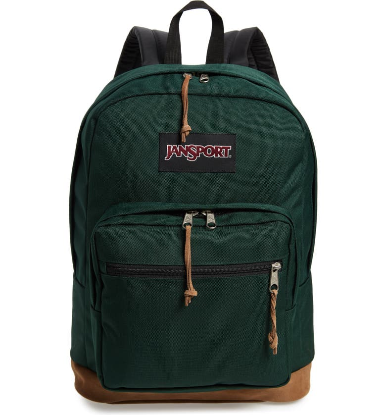 JANSPORT Right Pack Backpack, Main, color, PINE GROVE