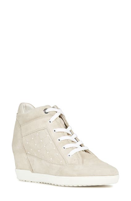 Image of GEOX Carum Wedge Sneaker