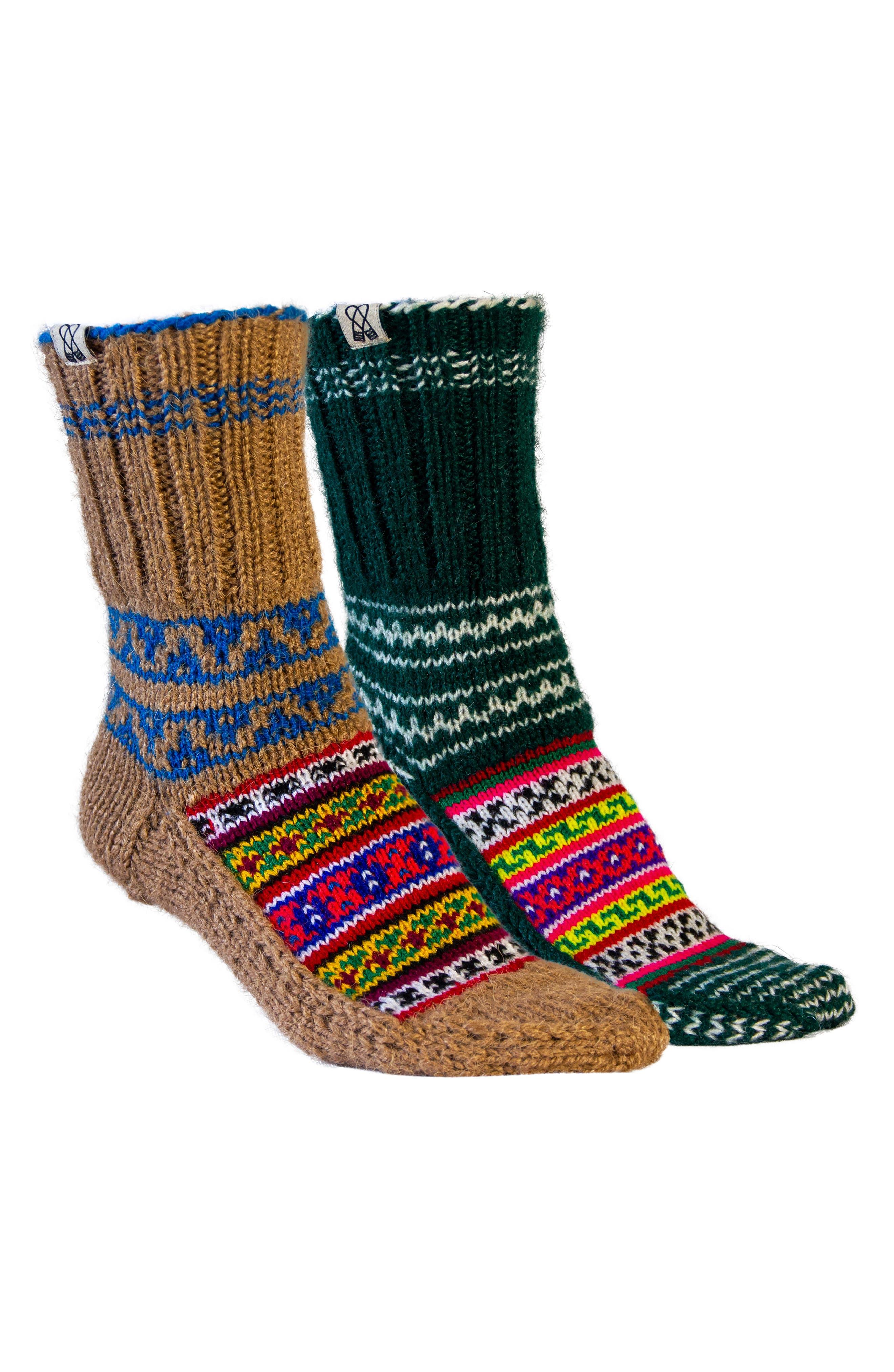Women's Winter Nights Assorted 2-Pack Crew Socks