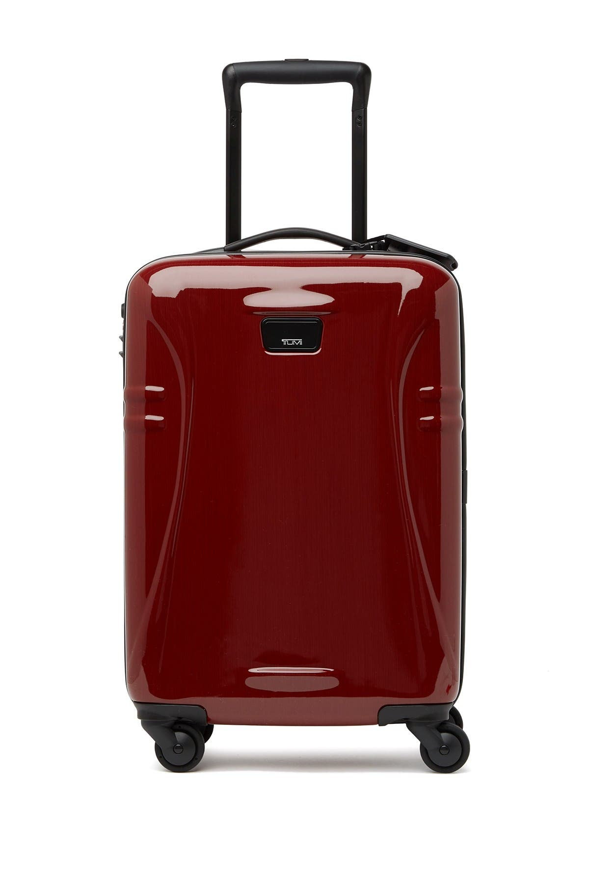"""Tumi International 22"""" Hardside Spinner Carry-on Suitcase In Rhododendron At Nordstrom Rack"""