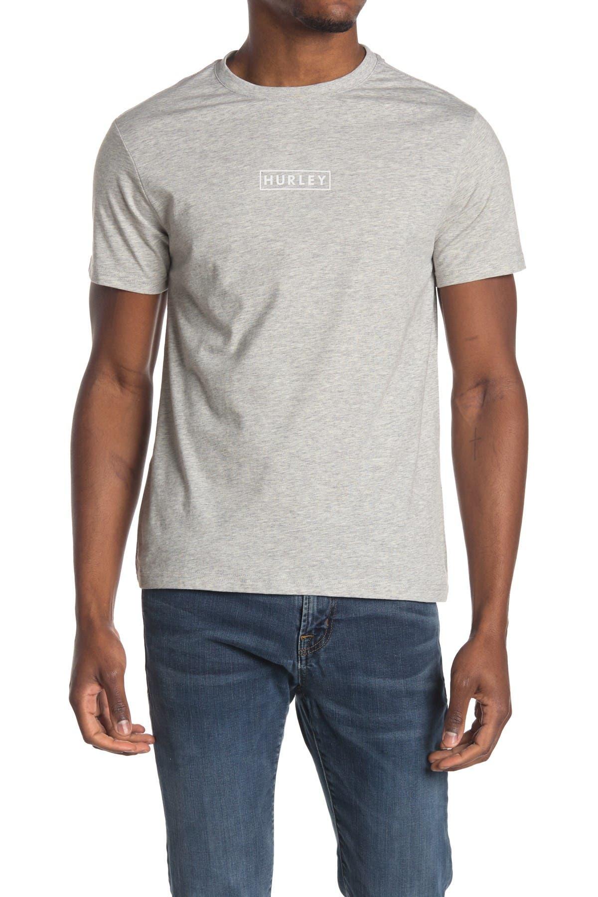 Image of Hurley Graphic Logo T-Shirt