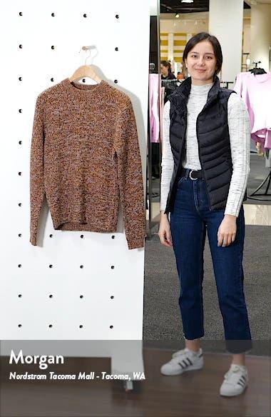 Twist Crewneck Sweater, sales video thumbnail
