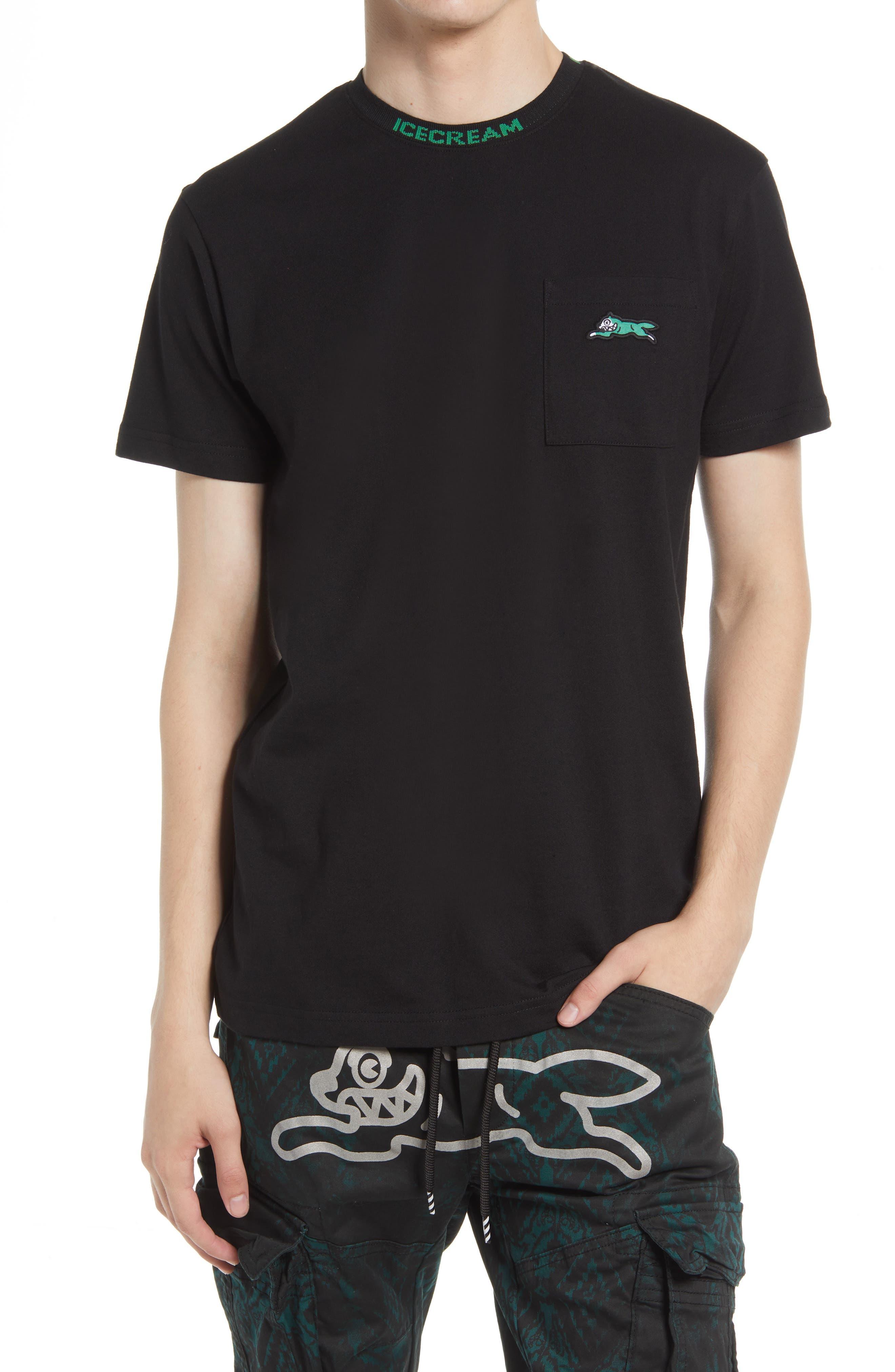 Men's Logo Pocket T-Shirt