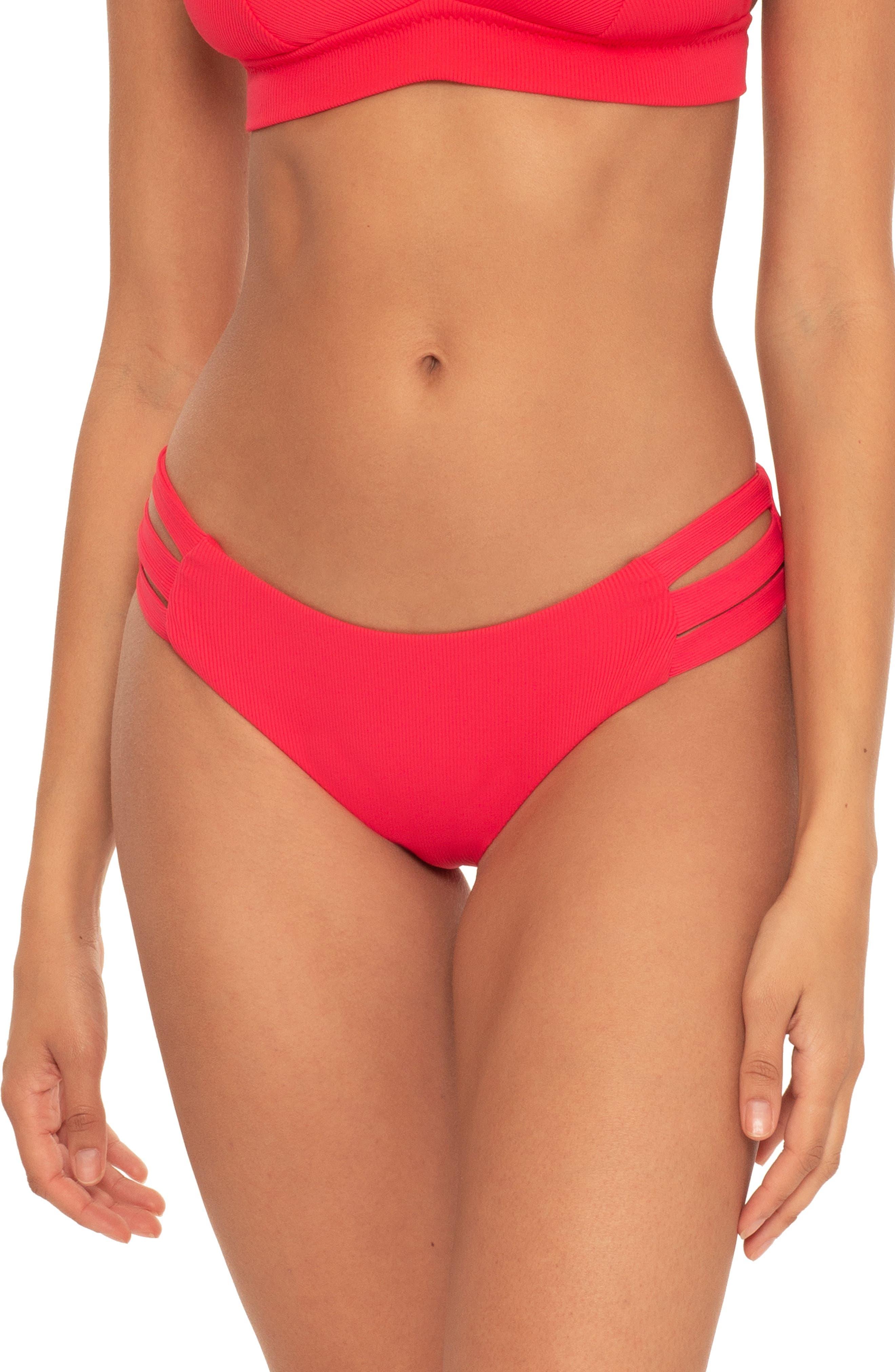 Fine Line French Cut Bikini Bottoms