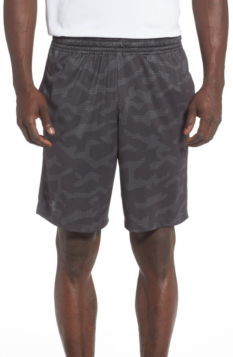 UNDER ARMOUR MK1 Athletic Shorts, Main, color, 010