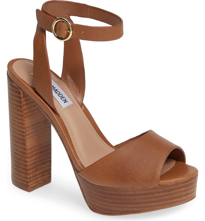 08a293727ff Madeline Platform Sandal