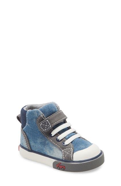 Image of See Kai Run Dane High Top Sneaker