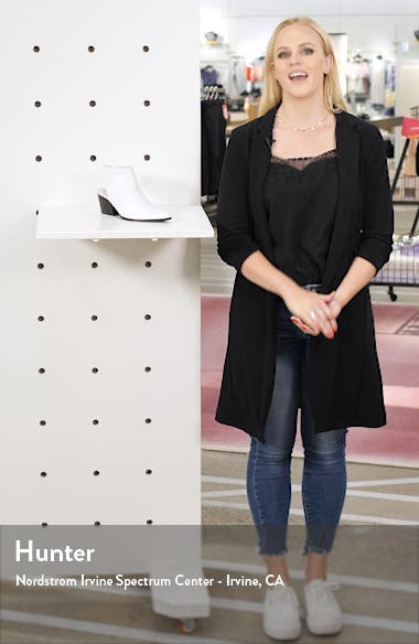 Odie Cutout Pointed Toe Boot, sales video thumbnail