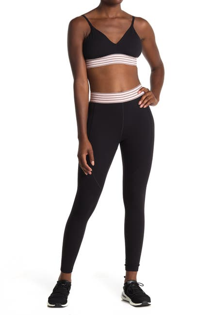 Image of Maaji Stripe Waist Band Leggings